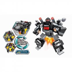 Qman Blast Ranger 3305-4 Svetelný strážca
