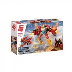 Qman Flying Bombing Soldier 41303