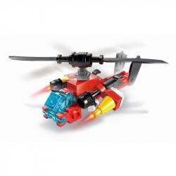 Qman Hyperfunction Tactical Unit 2101-1 Vrtuľník Falcon Bomber 3v1
