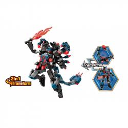 Qman MechaCorbs 3101-3 Venom Ninja 2v1