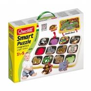 Quercetti Smart Puzzle magnetico Jungle