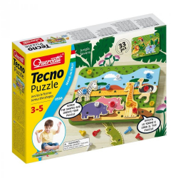 Quercetti Tecno Puzzle