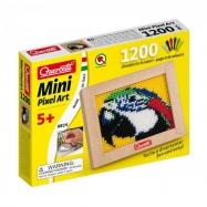 Quercetti Mini Pixel Art - papoušek