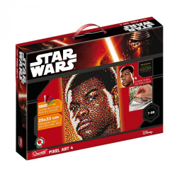 Mozaika Pixel Art 4 Star Wars Finn 5800 elementów