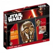 Quercetti Pixel Art 9 Star Wars C-3PO