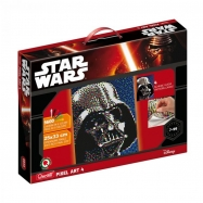 Quercetti Pixel Art 4 Star Wars Darth Vader