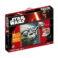 Mozaika Pixel Art 4 Star Wars Yoda 5600 elementów