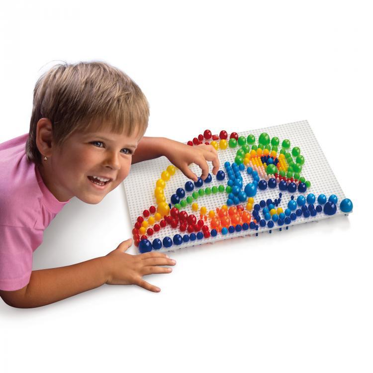 Quercetti FantaColor Modular 6 – mozaika