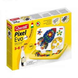 Mozaika Pixel Evo Palette Small 160 elementów Quercetti