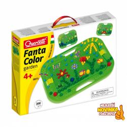 Quercetti Fantacolor Design Garden 200 ks 0971