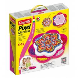 Mozaika Pixel Mandala 1200 elementów