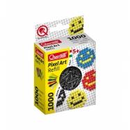 Quercetti Pixel Photo Art 1000 - černá