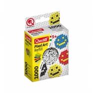 Quercetti Pixel Photo Art 1000 - bílá