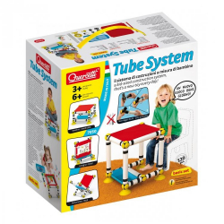 Quercetti Tube System Basic set