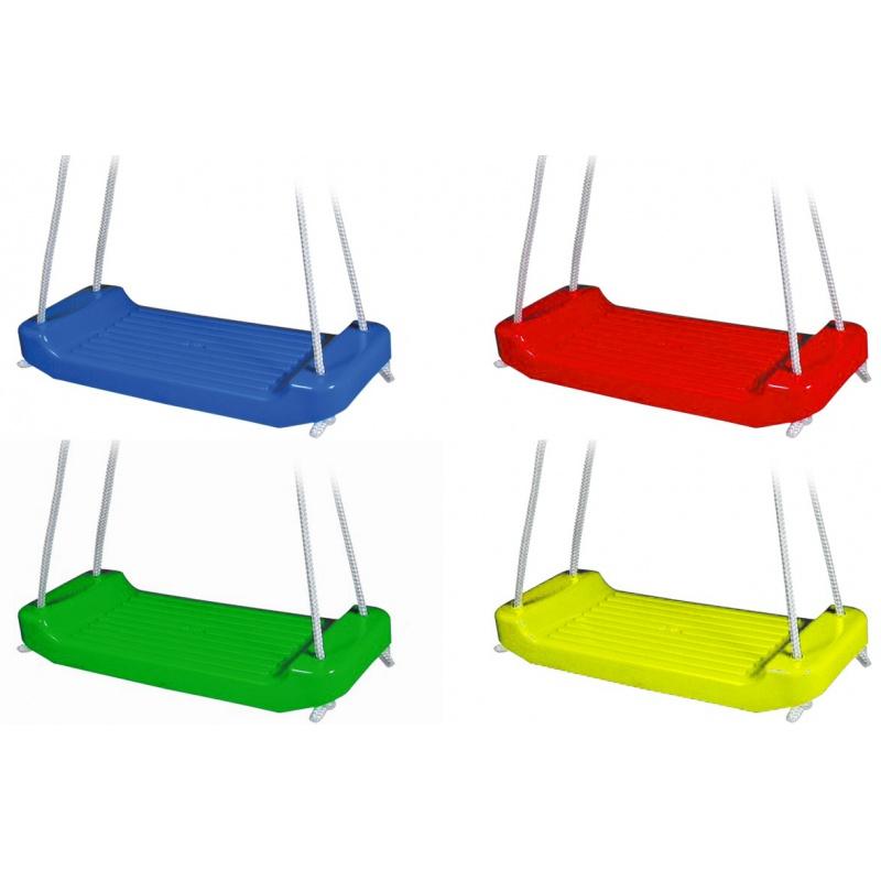 Doštička hojdacia, plastové 4 druhy