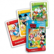 Karty Černý Petr Mickey Mouse