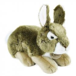 Plyšový králik hnedý, 25 cm
