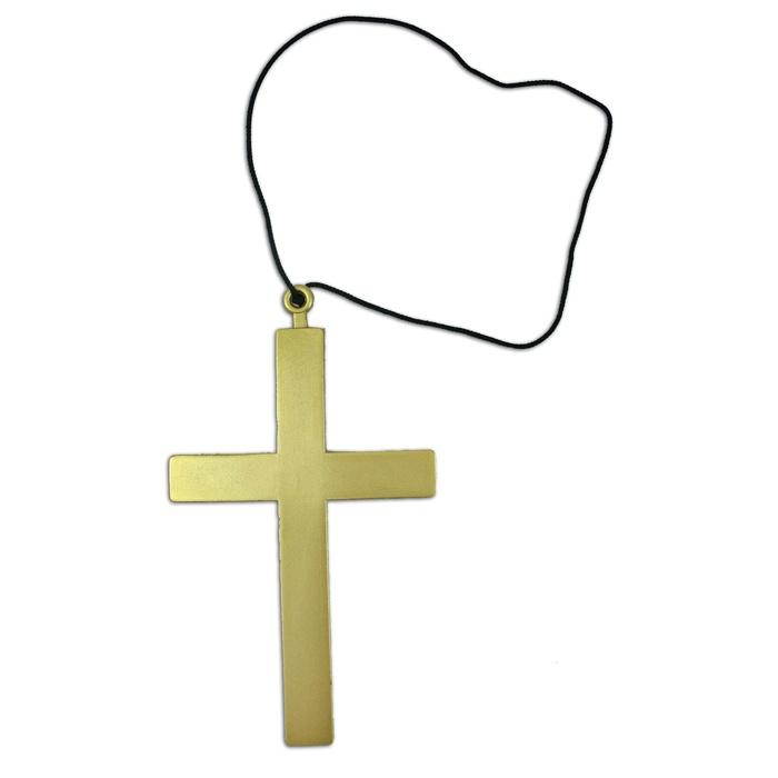 kříž karnevalový, 21 cm