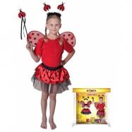karnevalový kostým beruška