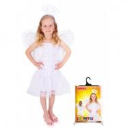Karnevalový kostým anděl, vel. S