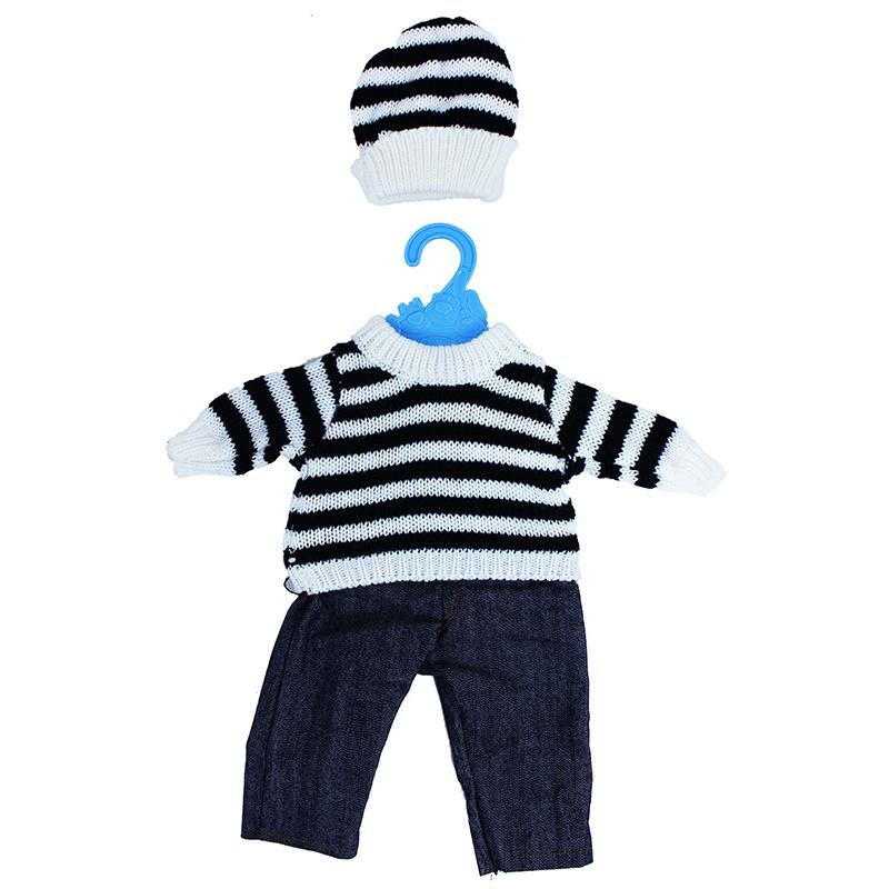 Oblečení zimní pro panenku