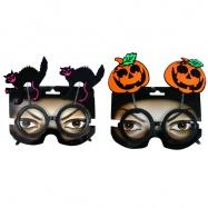 brýle čarodějnické/halloweenské, 2 druhy