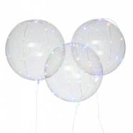 Balónek svítící LED