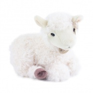 plyšová ovca ležiace 25 cm