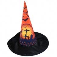 klobouk Halloween, dospělý