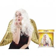 parochňa anjel dlhé vlasy