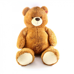 Plyšový medvěd, 140 cm