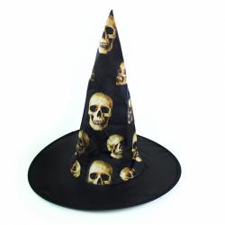 klobouk čarodějnický/halloween, pánský dospělý