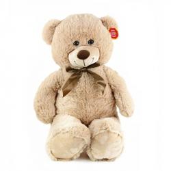 Plyšový medveď 80 cm svetlý