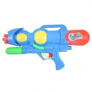 Pistole vodní - velká, 38 cm, 3 barvy