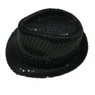 klobouk disco černý dospělý