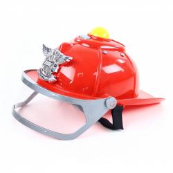 helma hasiči so zvukom a svetlom
