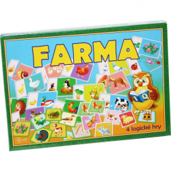 Gra - Farma w pudełku