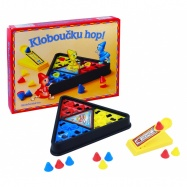 Hra Kloboučku hop!