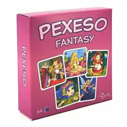 Gra pamięć (pexeso) bajki 64 elementy