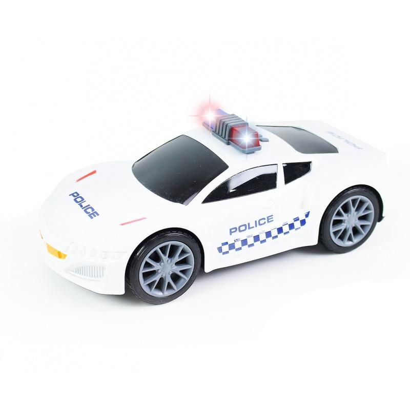 auto velké policejní plastové
