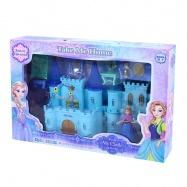 hrad zimní království s nábytkem