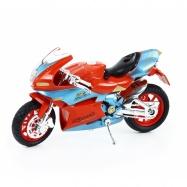 motorka plastová se zvukem a světlem 3 barvy