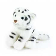 plyšový tygr bílý 20 cm
