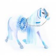 kůň česací plastový zimní království