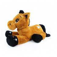 velký plyšový kůň Kopýtko 122 cm