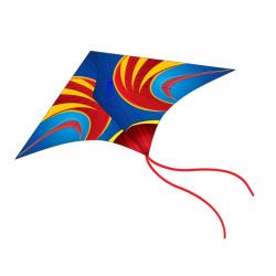 drak lietajúci farebný 114x61cm 2 druhy