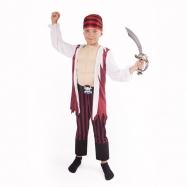 kostým pirát s šátkem vel. M