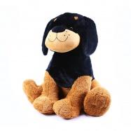 velký plyšový pes Beny sedící 78 cm