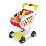 vozík nákupní s příslušenstvím