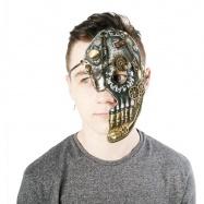 maska stroj levá